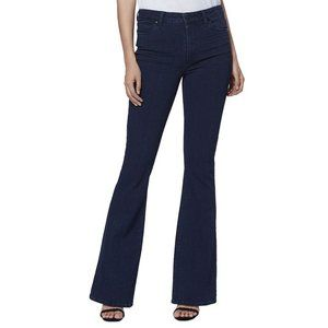 PAIGE Denim High Rise Bell Canyon Jeans Pinnacle